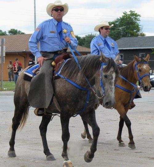 Lincoln County Nebraska Sheriff S Posse Maxwell